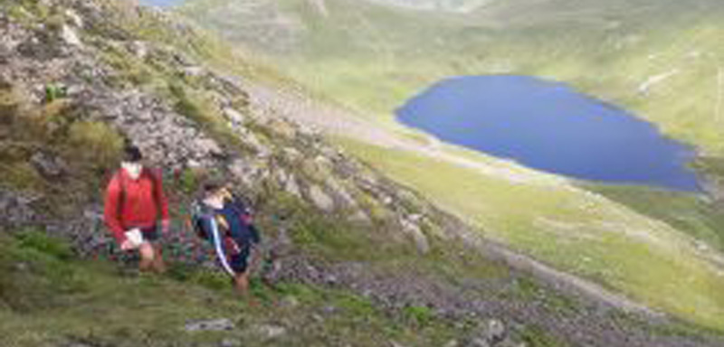 Lake District 24 Peaks in 24 Hours – Friday 16th – Sunday 18th July 2021