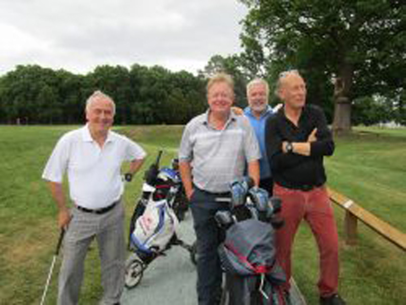 Burhill Charity Golf Day Friday 1st October 2021