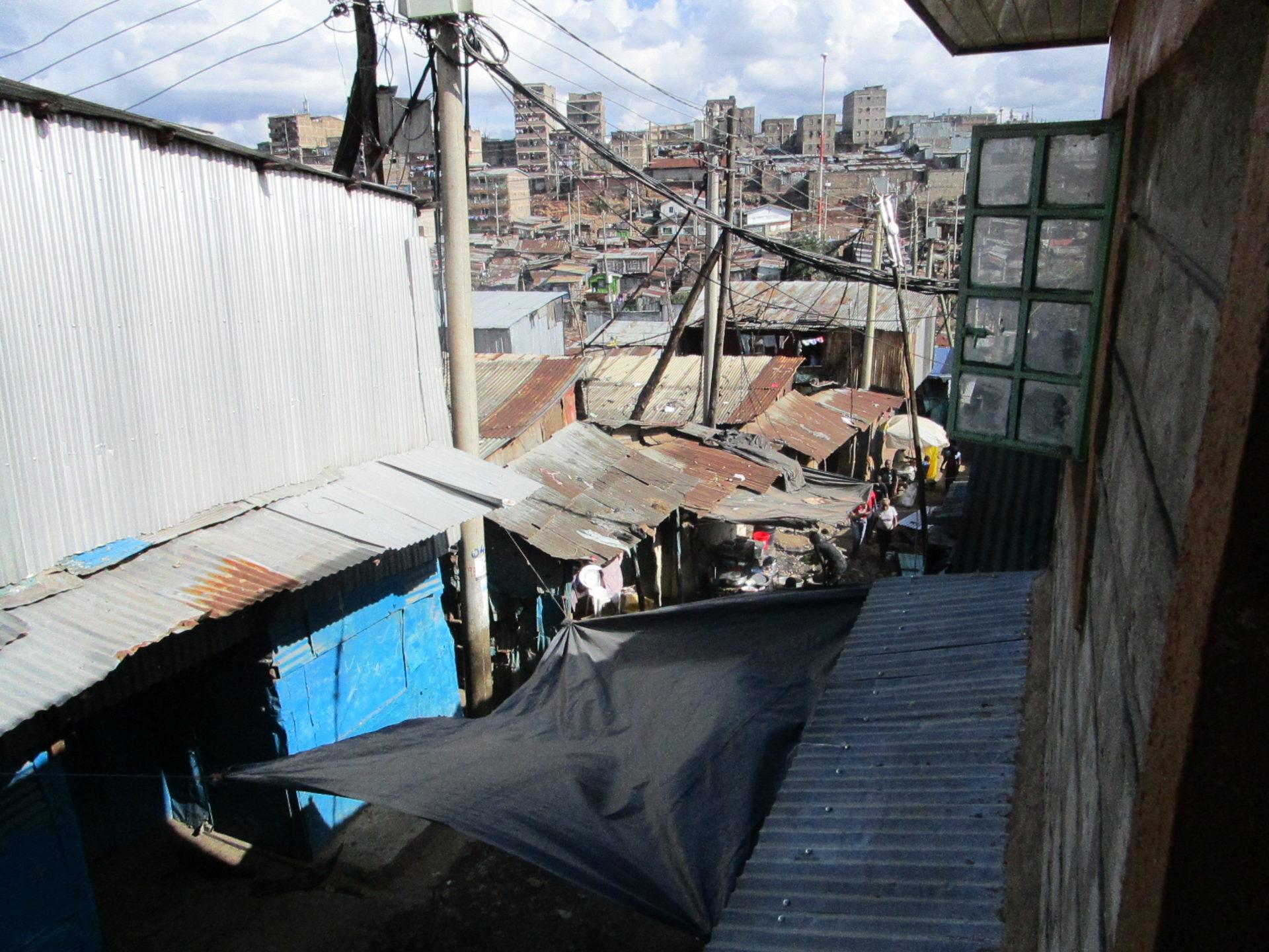 Ten Letters From Kibera